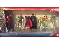 Justice League schleich collectible figures
