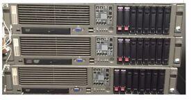 HP Proliant DL380 G5 Server | VMWare | Esxi | 4GB RAM | 2.0 GHZ QUAD CORE | ILO Advanced | BARGAIN!