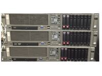 HP Proliant DL380 G5 Server | VMWare | Esxi | 4GB RAM | 2.0 GHZ QUAD CORE | ILO Advanced | BARGAIN!