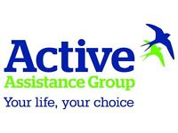 Live-in Personal Healthcare Assistants / Support Workers - Hereford