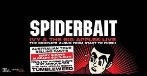 Spiderbait live at Metro City over 18 ticket Swan View Swan Area Preview