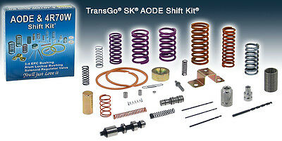 TransGo Ford AODE 4R70W Transmission Shift Kit 1991-2008 91-08 SKAODE (SKAODE)* Aode 4r70w Transmission
