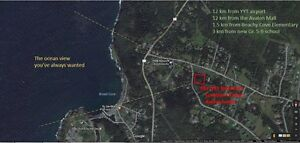 0ne Acre Ocean  View  Lot for Sale in Portugal Cove-St. Phillips St. John's Newfoundland image 6