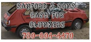Sanford & sons cash for clunkers