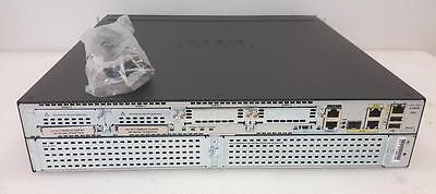Роутер Cisco 2921/K9 Router With IP