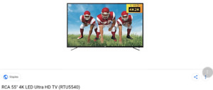 REFURBISHED TV'S **GREAT PRICES** PICK UP