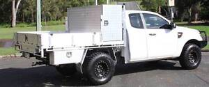 2012 Ford Ranger Ute TURBO DIESEL 4X4 3.3 REGO AND RWC Southport Gold Coast City Preview