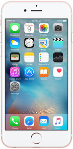 **Almost New iPhone 6S Rose Gold 16GB** at $450
