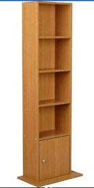 Brand new oak effect storage unit