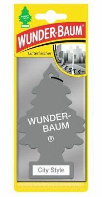CITY STYLE Wunder Baum Wunderbaum Duftbaum Lufterfrischer Autoduft Duft