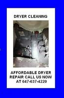 affordable dryer repair toronto