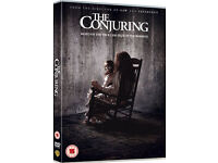 The Conjuring dvd (+Annabelle etc)
