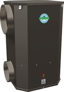 Lennox Healthy Climate HEPA 40 system - connects to furnace