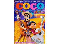 Coco (Disney pixar) dvd