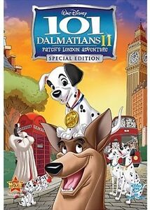 101 Dalmatians II: Patch's London Adventure (DVD, 2008, Special Edition) NEW