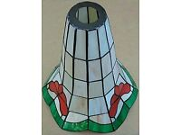 Tiffany style lamp cover