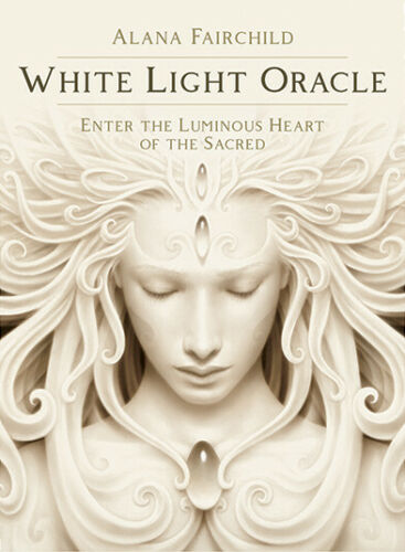 White Light Oracle NEW 44 cards 240 guidebook A. Fairchild A Gonzalez Meditation