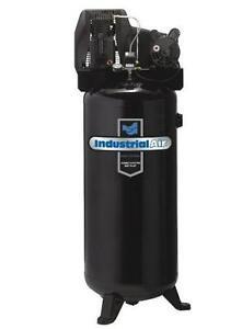 Compresseur à air 60 Gallons 11.2 cfm@90psi ILA3606056 (Fabriqué aux États-Unis)