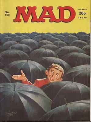 Mad #1 (1952)