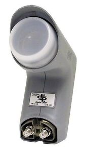 Dish-Network-DP-DUAL-Single-LNB-Satellite-Pro-lnbf-129-61-5-119-110-FTA-Bell-HD