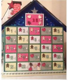 Xmas advent calendars