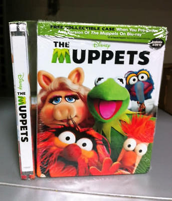 Muppets Steelbook Rare and Sealed