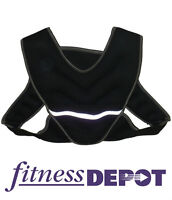 FITNESS DEPOT 12 Lb. Weight Vest - Aerobic AWVEST1337T
