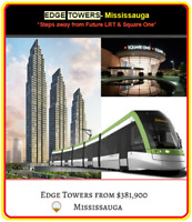 Invest In Mississauga Square One Location @ Platinum Level