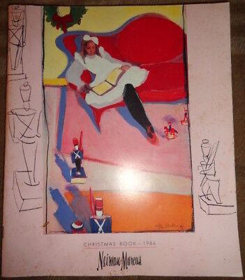 Neiman Marcus 1986 Christmas Book Christy Turlington Andy Warhol Fur Fashion 80s
