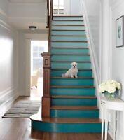 Sablage d'escaliers par de vrai professionnels