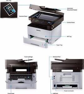 Samsung SL-M2880FW XAC Samsung Laser Printer