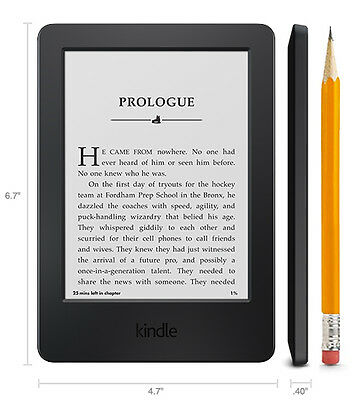NevSkins skin kit to fit Kindle 2014 fits this model