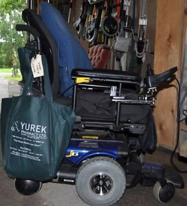 Electric Wheelchair (Pride Mobility J6)
