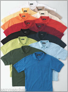 ASHWORTH-Golf-NEW-Mens-Size-S-2XL-3XL-4XL-100-Cotton-Golfman-POLO-Sport-Shirts