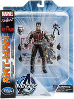 DISNEY STORE EXCLUSIVE MARVEL SELECT ANT MAN
