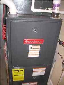 High Efficiency HVAC Upgrade  Cambridge Kitchener Area image 1
