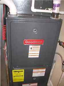 Brand New High Efficiency Furnace & A/ C Upgrade