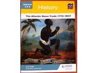 HODDER GIBSON NATIONAL 4 & 5 HISTORY – THE ATLANTIC SLAVE TRADE 1770-1807