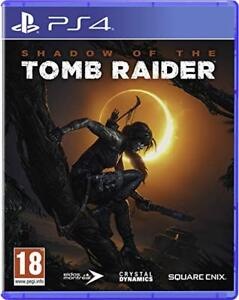 Shadow of the Tomb Raider- PS4