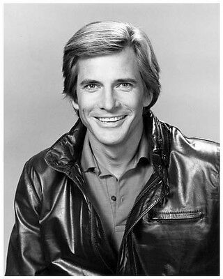 Dirk Benedict Great 8X10 Portrait Still From The A Team     Y835