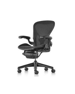 Herman Miller Aeron Office Desk Conference Chair Size B