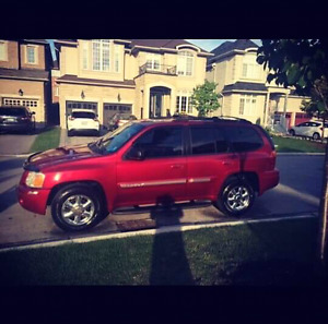 GMC ENVOY CERTIFIED Lots of new parts  Safety and emission test