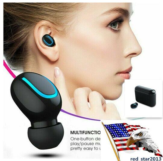 usa q32 bluetooth wireless earphones 5 0