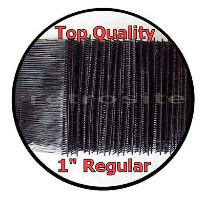 1000 Black Price Tag Tagging Gun 1 1 Inch Regular Barbs Fasteners Top Quality