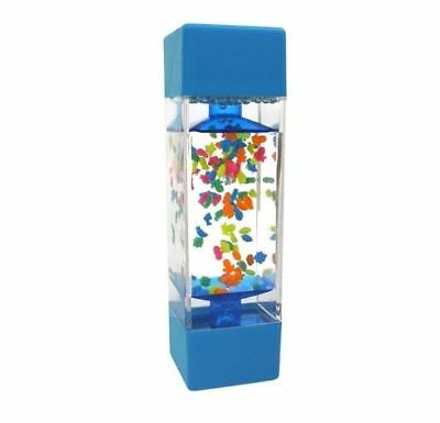 Calming visual sensory toy bubble operated aquarium autism special needs fidget