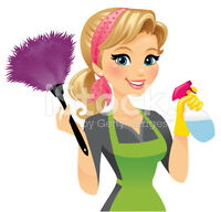 Sally's Cleaning/ Housekeeping, moving to the area