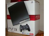 PS3 SLIM 120GB BUNDLE
