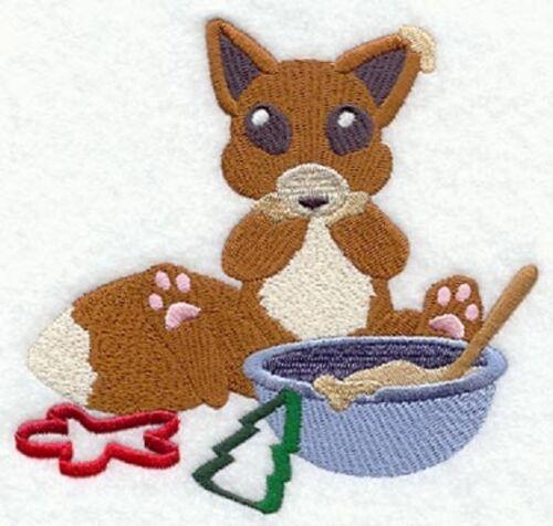 Embroidered Sweatshirt - Frank Fox Making Mischief C4723 Size S - XXL