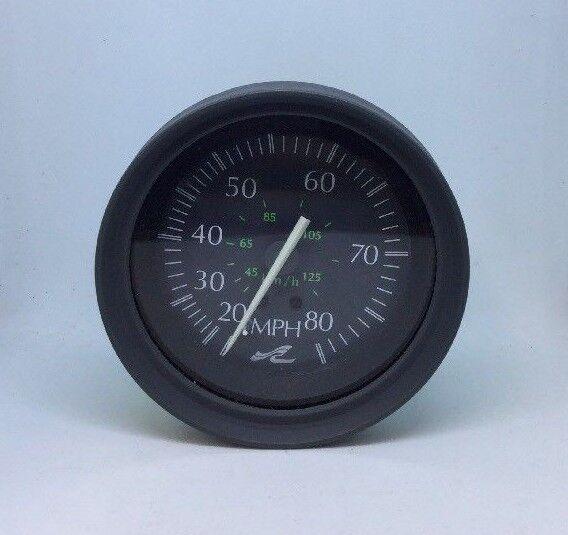 Sea Ray Speedometer 80MPH/125KM/h