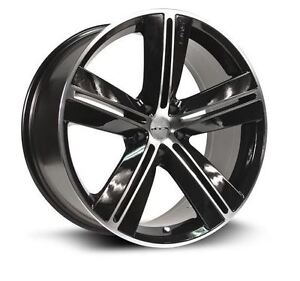 Roues (Mags) RTX   SMS 17 po. 5-115